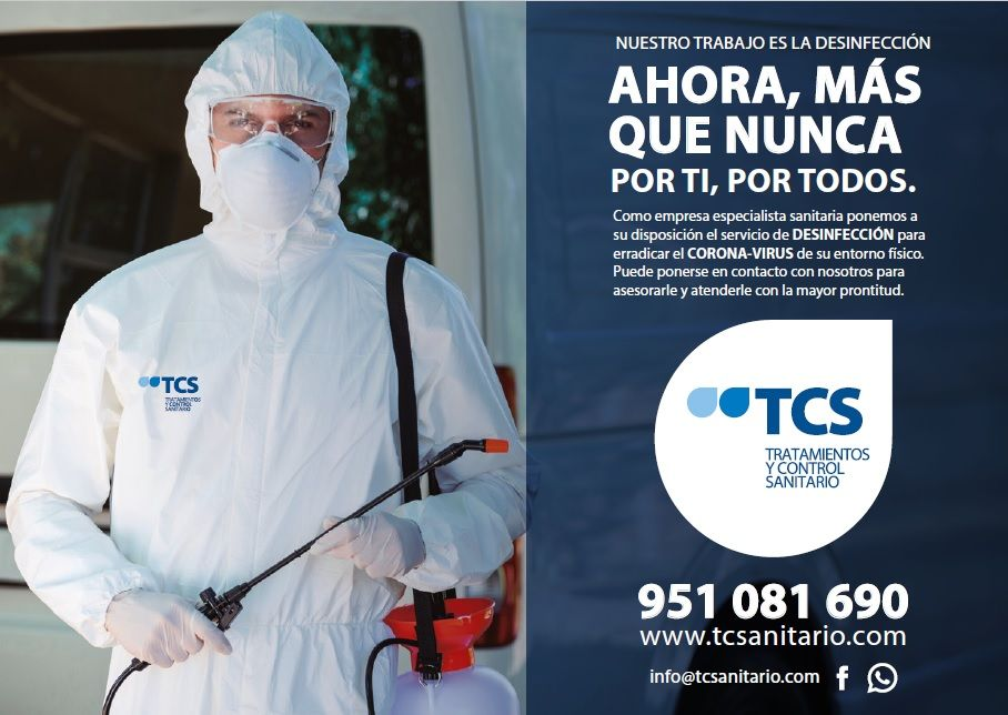 empresa limpieza coronavirus